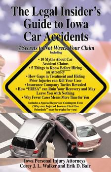 The Legal Insider's Guide to Iowa Car Accidents Short Form