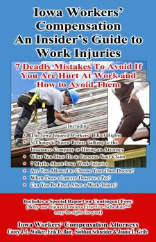 Iowa Worker's Compensation Guide